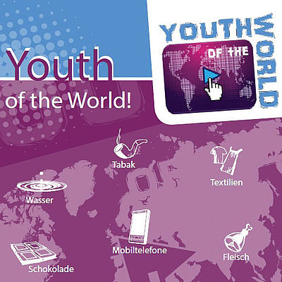 "Cover Methodenhandbuch ""Youth of the World"""