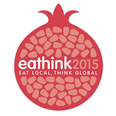 EAThink Logo in Ananas-Form