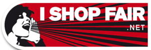 Logo I shop fair